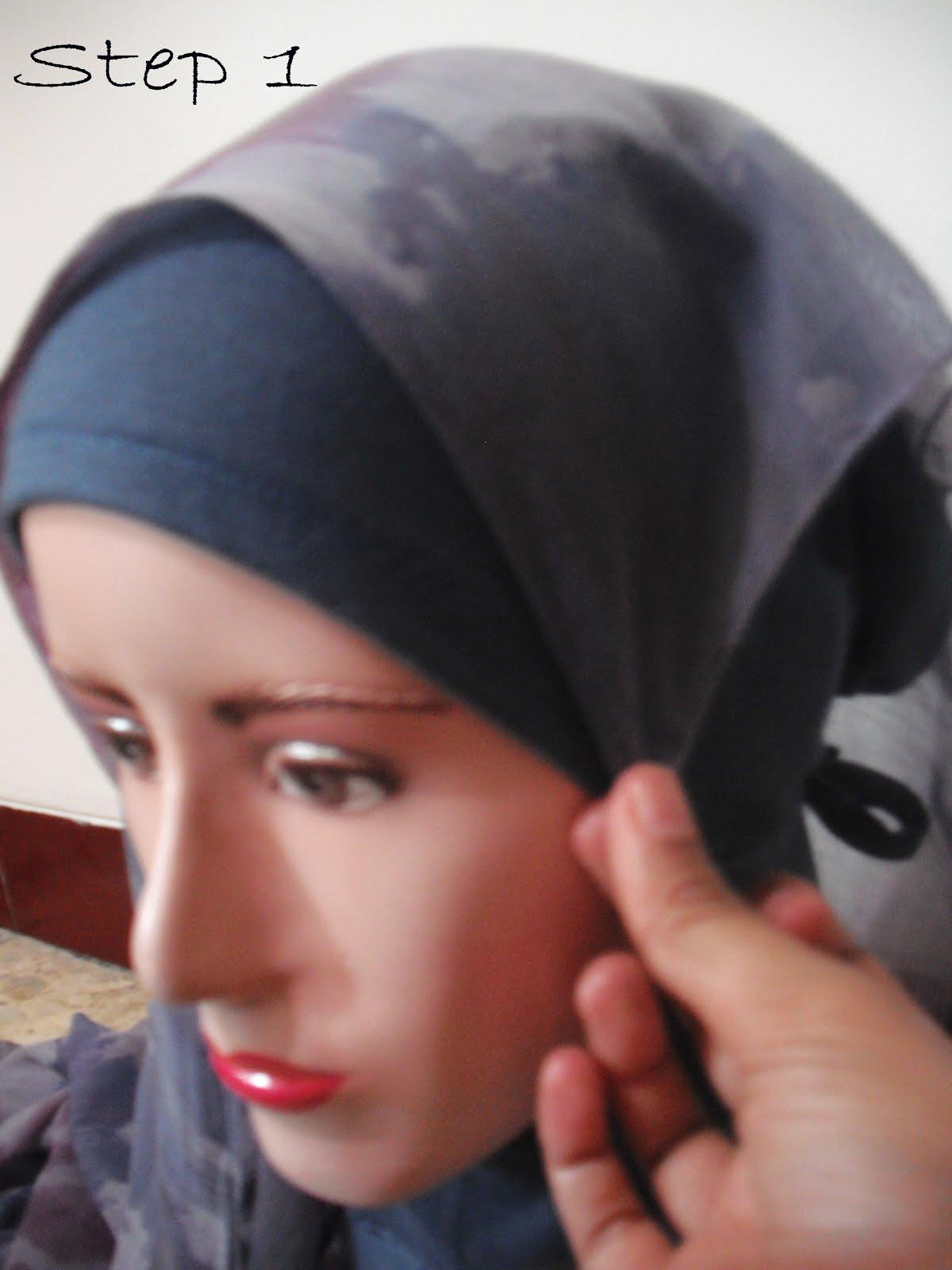 Veilicious Hijab Tutorial Square Pashmina