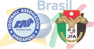 Singapore vs Jordan Live Stream