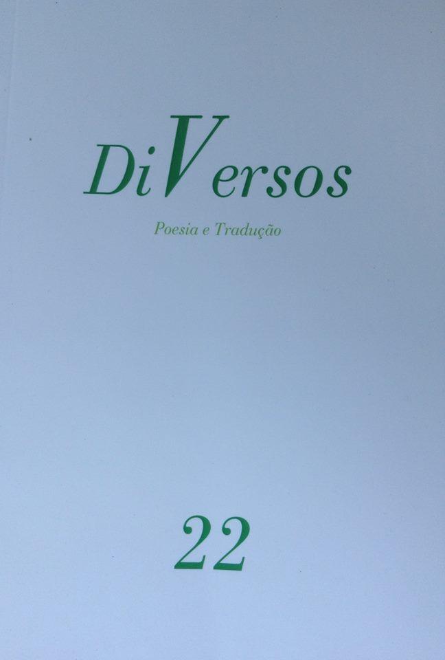 antologia «Di Versos 22»