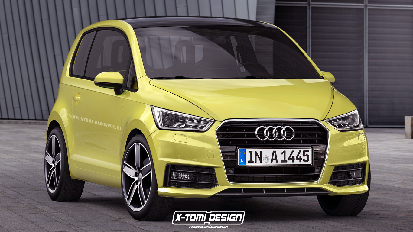 X Tomi Design Audi A2