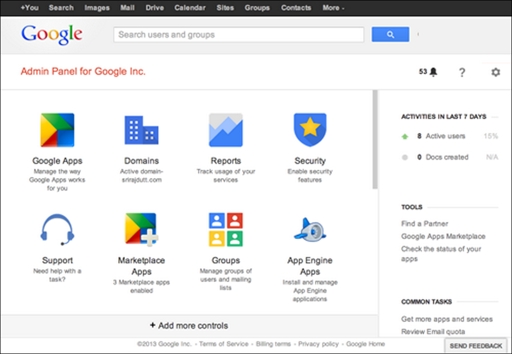 New google admin console timeline rollout more for Google console
