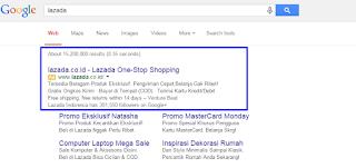 SERP Google - Panduan PPC Bidvertiser 2