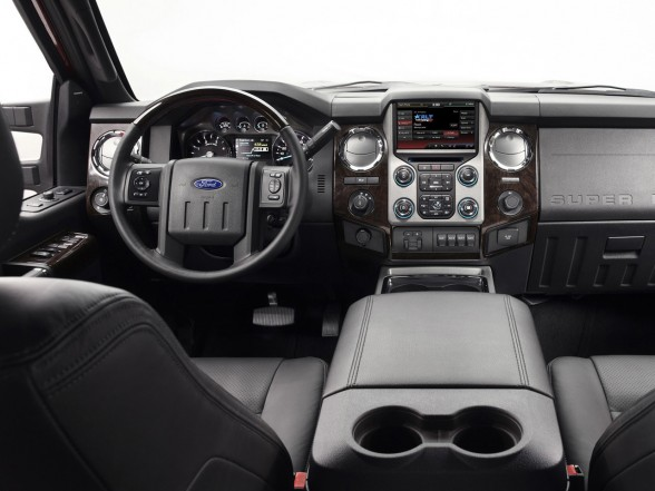 2013 f150 platinum interior images. Black Bedroom Furniture Sets. Home Design Ideas