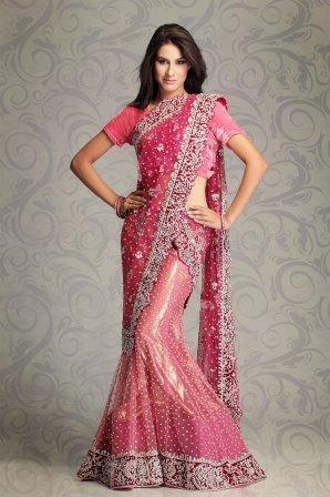 Bridal-Saree-Indian-Dress