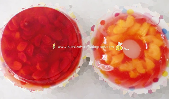 strawberry orange jelly