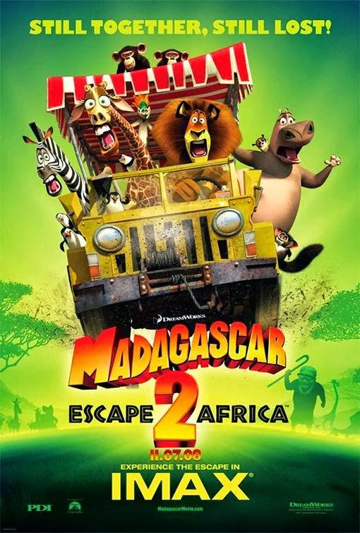 ดูการ์ตูน Madagascar 2 Escape Africa มาดากัสการ์ 2 ป่วนป่าแอฟริกา