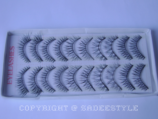 Model 21 False Eyelashes