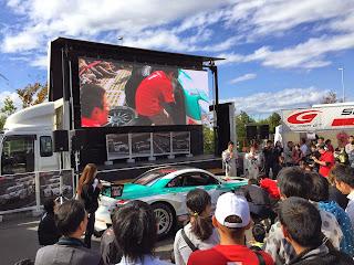 国内最高峰レース SUPER GTがやってくる!