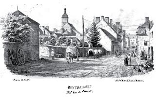 Patrimoine de l'Allier:  Montmarault