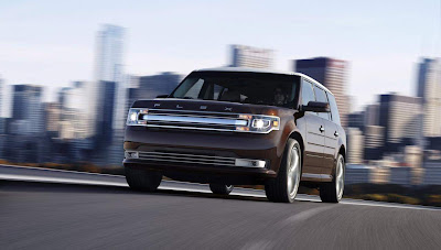 2013 Ford Flex Review 1