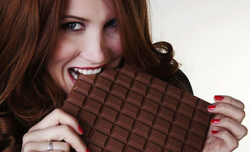 Pessoas que comem chocolate têm coração mais saudável