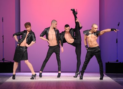 kazaky the boy in the heels