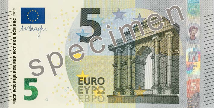 Advisor: Everything you need to know about the new five euro note