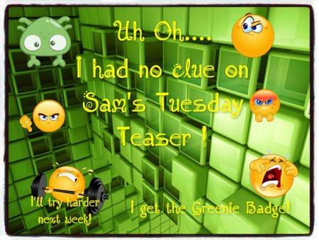 Sammy's Teaser