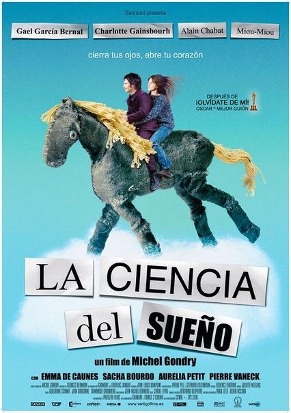 Ver La ciencia del sueno (2006)  Audio Latino