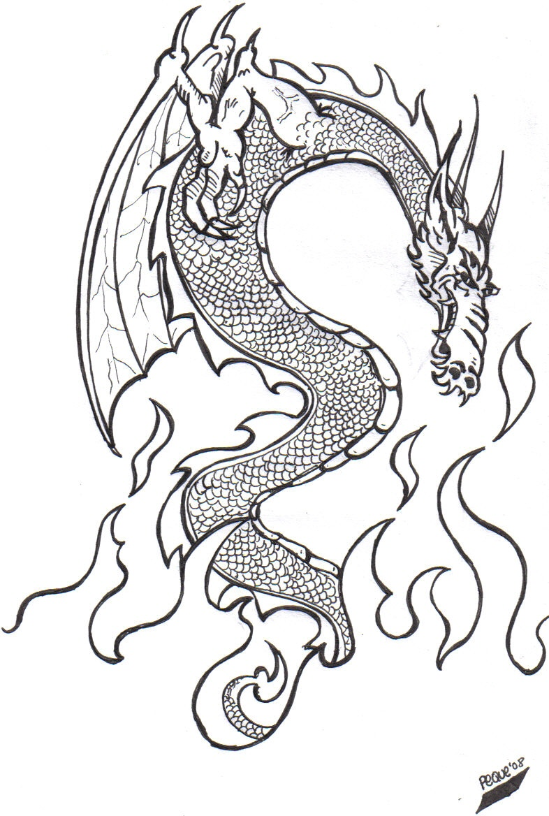 Peque Art-blog: Dragones 2