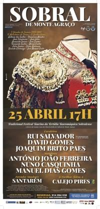 Sobral de Monte Agraço- Festival Taurino 2019