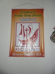 Banner Ano da Fé