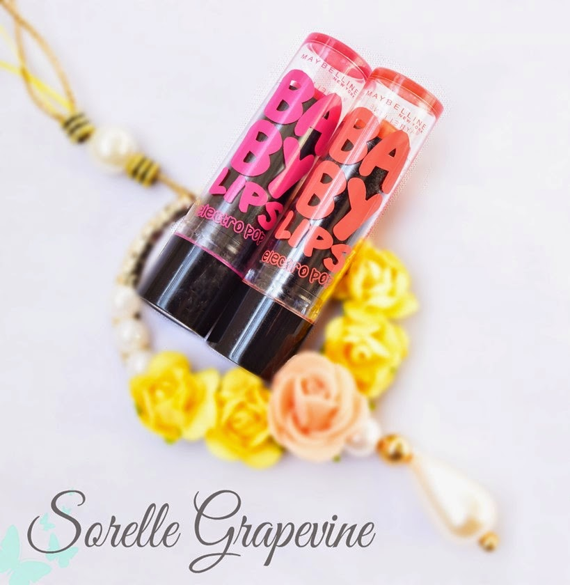 Maybelline Baby Lips Electro Pop