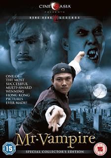 Mr Vampire DVD