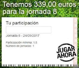 HAZTE YA CON TU PARTICIPACIÓN !!!