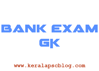 Bank Exam GK Questions