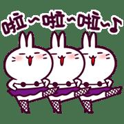 BossTwo Rabbit Love!!