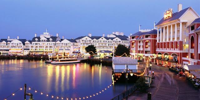 Boardwalk Disney Orlando