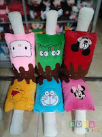 bantal ice cream