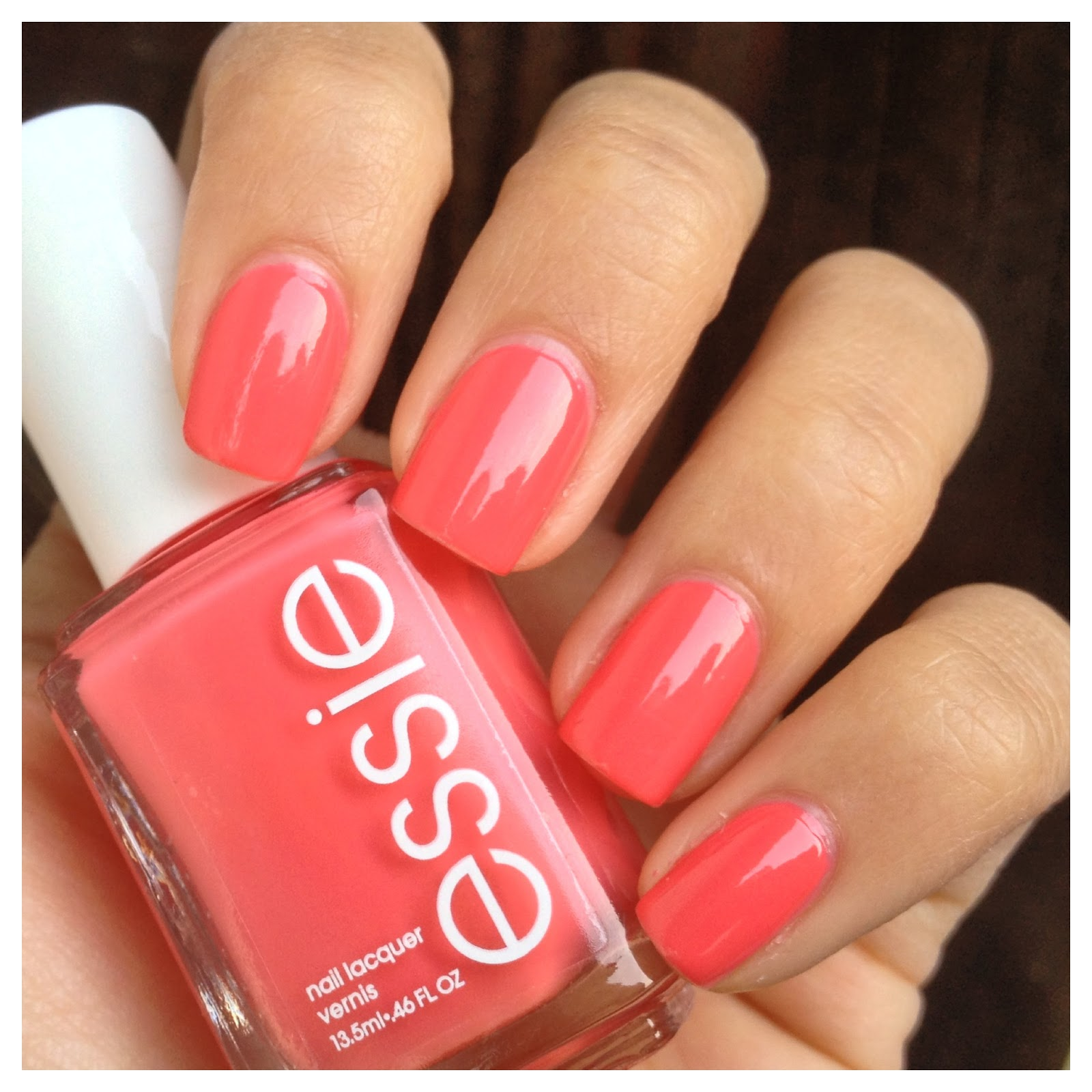 Cute Nail Polish Colors For Summer: What I Blog About When I Blog About Books: NOTD: Essie