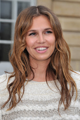 Dasha Zhukova 2012 Hairstyle