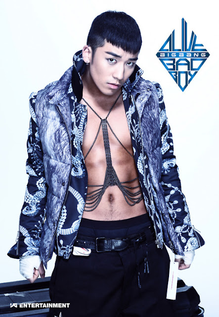 Seungri Teaser - Big Bang