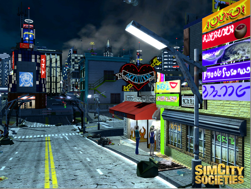 Simcity Societies Download Full Version