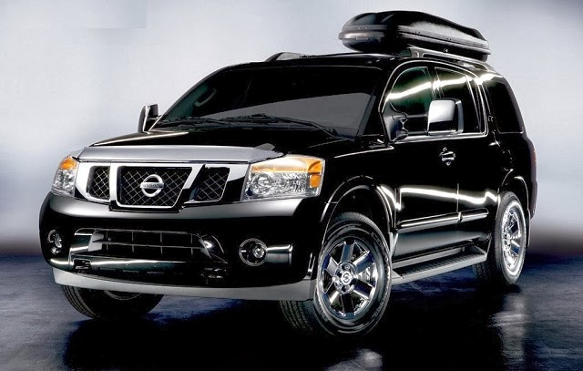 2015 Nissan Armada Release Date & Changes