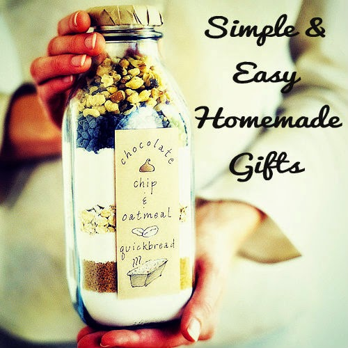 Click Below for our Homemade Gift Guide