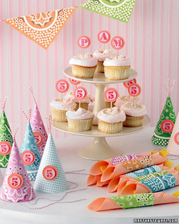 Boys and Girls birthday party themes by Pottery Barn Kids
