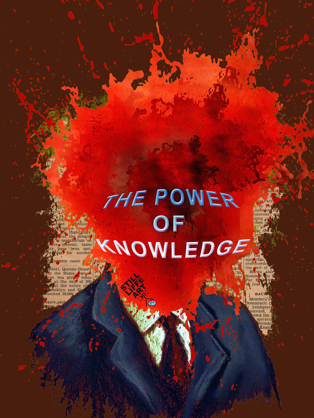 the power of knowlegde The power of knowledge is the power to see beyond deception, the power to block inquiry, the power to know things that others cannot see, the power to maintain your integrity, the power to discern danger and the power to recognize a true friend and ally.