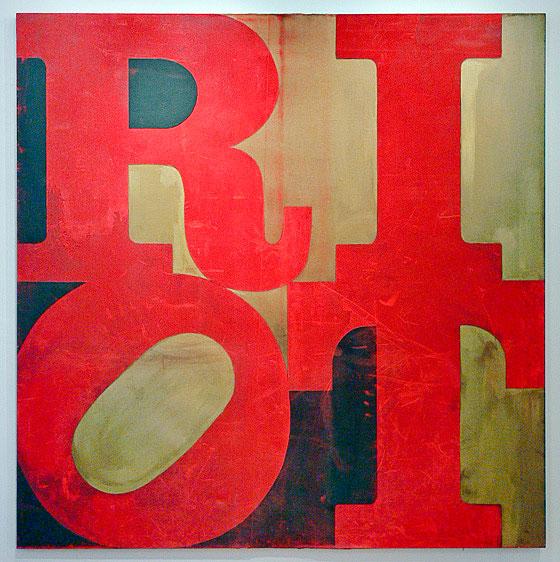 Gran Fury, Riot, 1988