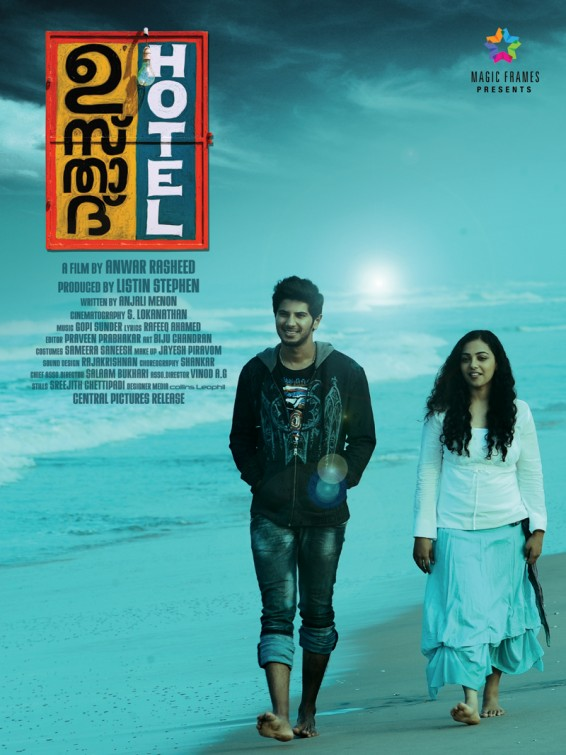 Ustad Hotel 2012 Malayalam Full Movie  full movie watch Live online free