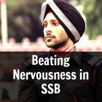 Beating Nervousness in SSB