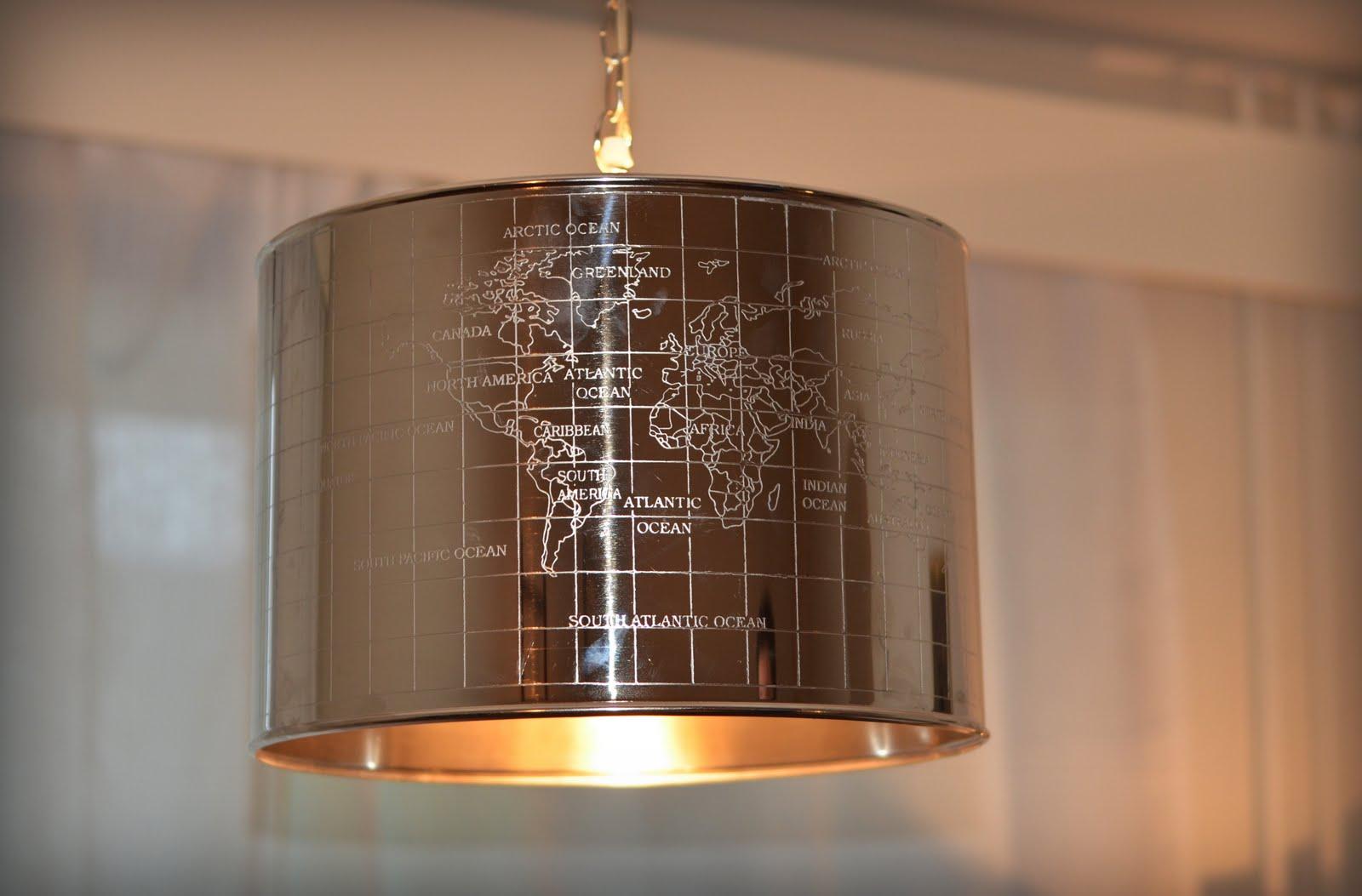 Lampen Riviera Maison : Riviera maison hanglamp world map: villa riviera möbel accessoires