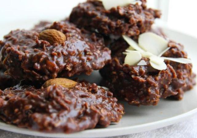 Šokoladinių sausainių receptas