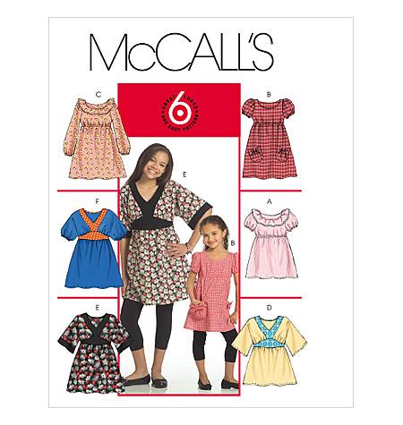 McCall pattern M5458