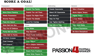 FM14 Shouts Score a goal