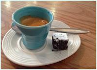 Eric's Restaurant, Huddersfield - Coffee