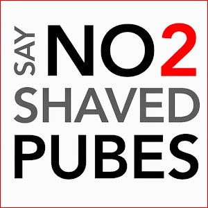 Say No 2 Shaved Pubes