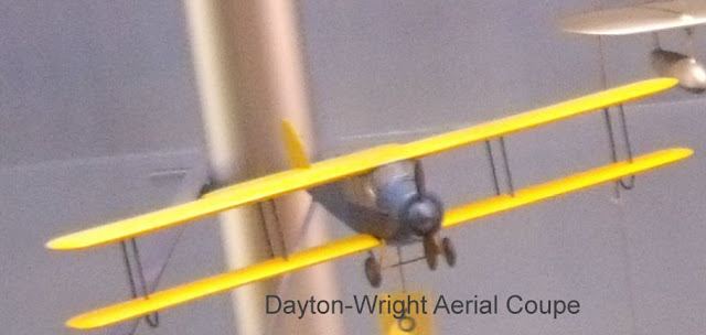 Dayton-Wright Aerial Coupe model
