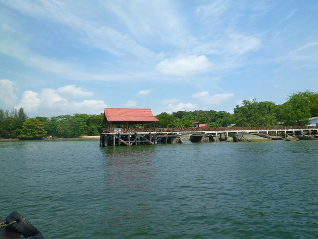 Muelle de Singapur
