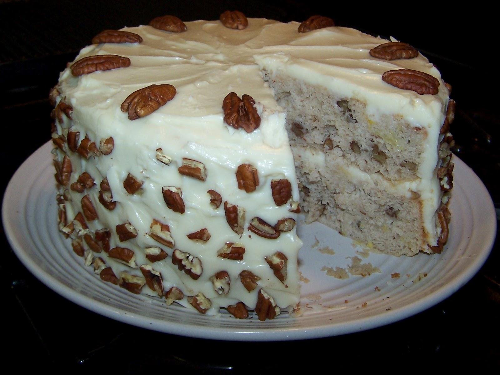 Hummingbird Cake - Gluten Free