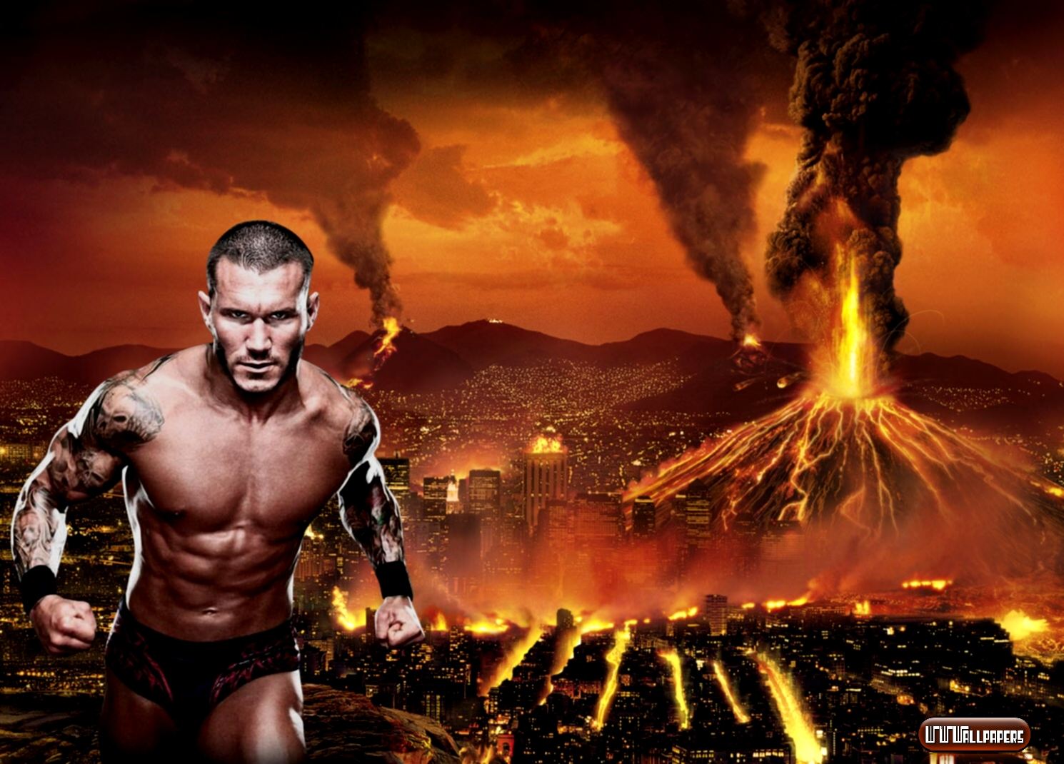 Randy Orton Hd Wallpapers Extra High Definition